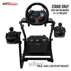Gt Omega Stand Volant Pro Pour Roue Logitech G29 Racing Ps3 Ps4 Gt Sport