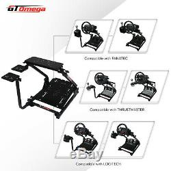 Gt Omega Stand Volant Pro Pour Une Xbox Roue Thrustmaster Tx Racing F458