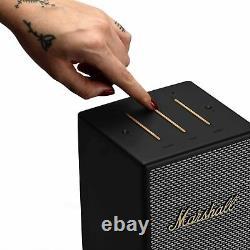 Haut-parleur Bluetooth Marshall Uxbridge Avec Alexa Voice Control Black
