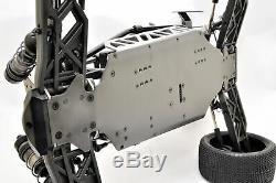 Hobao Hb-cte-c150b Hyper Cte 1/8 Cage Truggy Électrique Rtr Corps Noir