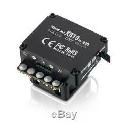 Hobbywing Xr10 Pro Esc / 160a Sensored Brushless Speed control (noir) 1/10