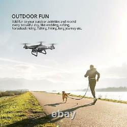 Holy Stone Hs110g Gps Fpv Drone 1080p Hd Camera Live Vidéo Rc Quadcopter