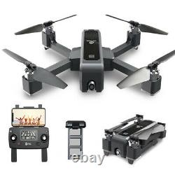 Holy Stone Hs550 Gps Rc Drone 2k Hd Caméra Pliable Fpv Quadcopter Brushless