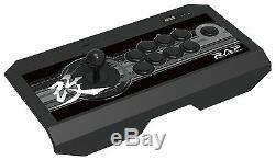 Hori Réel Arcade Pro V Kai Hayabusa Kuro Lutte Stick Xbox One / Xbox 360 / Pc