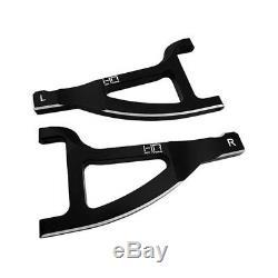 Hot Racing Suspension Rvo546712x01 Aluminium Set F / R Traxxas E-revo Revo 3.3
