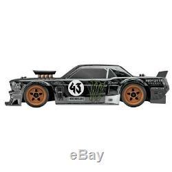 Hpi 115990 1/10 Rs4 Sport3 K Block'65 Ford Mustang Rtr Hoonicorn Voiture Avec Batterie
