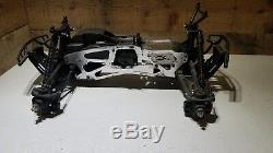 Hpi Savage 1/8 Monster Truck Rouleau / Coulisssantes Pièces Ou Réparation