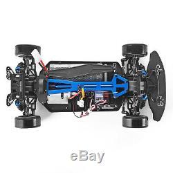 Hsp Racing Drift Rc 2.4ghz Voiture 4 Roues Motrices 110 Rtr Véhicule Électrique Sur Route Flying Fish