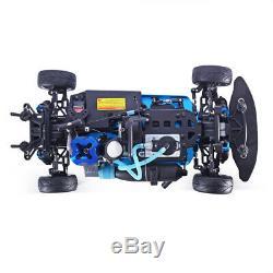 Hsp Rc Voiture 110 4 Roues Motrices Sur Route Nitro Gas Touring Racing Speed drift Deux Allumeur Royaume-uni