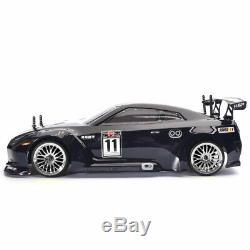 Hsp Rc Voiture 4 Roues Motrices 110 Sur La Route De Course À Deux Vitesses Drift 4x4 Nitro Gaz D'alimentation Haute Spee