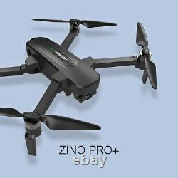 Hubsan Zino Pro Plus Drone Fpv Wifi 5g App 3 Axes Gimbal Quadcopter Pliable, Bnf