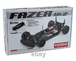 Kyo34461 Kyosho Ep Fazer Mk2 1/10 Électrique Touring Car Kit Châssis Roulant