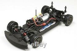 Kyosho 34061t1 110 Fazer Drift Toyota Supra Type1 Rs Voiture Électrique 4 Roues Motrices Rtr