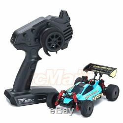 Kyosho Mini-z Buggy Inferno Mp9 Vert Noir Readyset Rtr Rc Cars Kit # 32091egbk