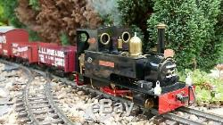 Locomotive À Vapeur En Direct Merlin Sm32 G Échelle 16 MM