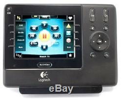 Logitech Harmony 1100 Écran Tactile LCD Télécommande