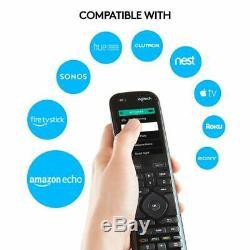 Logitech Harmony Elite Avancée Tv Et Home Entertainment Télécommande Et Hub