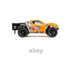 Los03013t2 Team Losi 22s 1/10 Rtr 2rm Brushless Rc Courte Course Truck (k & N)