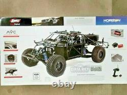 Losi Baja Rey Ford Raptor 1/10 Rtr 4wd Brushless Desert Truck Black Rhino Nouveau
