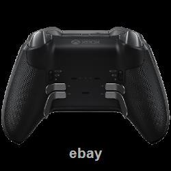Microsoft Xbox Elite Wireless Controller Series 2 Pour Xbox One Black Desc
