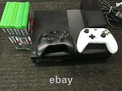 Microsoft Xbox One 500 Go Avec 7 Gamaes Et Deux Contrôleurs