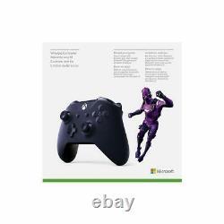 Microsoft Xbox One Contrôleur Sans Fil Fortnite Special Edition Bonus De Jeu Nouveau