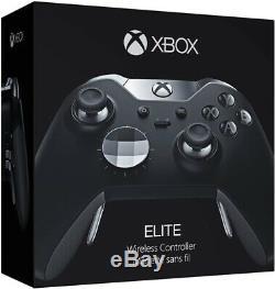 Microsoft Xbox One Elite Wireless Controller Series 2 Noir (nouveau)