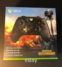 Microsoft Xbox One Wireless Controller Pubg Edition Limitée