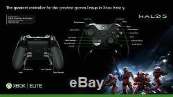 Microsoft Xbox One Wireless Elite Controller Noir