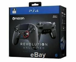 Nacon Controller Esports Revolution Illimité Pro V3 Ps4 Playstation 4 / Pc