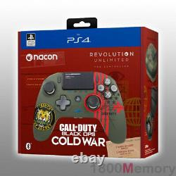 Nacon Revolution Unlimited Pro Controller Call Of Duty Fo Sony Playstation 4 Ps4