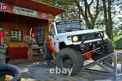New Toyta Land Cruiser Bj75 Cab Hardbody Pour Mst CMX Cfx Tamiya Cc-01 Rc4wd Tf2