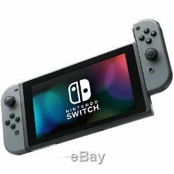 Nintendo Commutateur 32gb Handheld Gaming Console Avec Station D'accueil Et Contrôleurs Joy-con