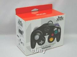 Nintendo Gamecube Controller Officiel Smash Bros Noir