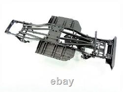 Nouveau Axial Scx10 II Deadbolt Crawler Chassis Frame Set Links Rails Body Mount