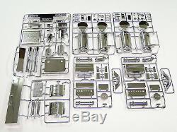 Nouveau Tamiya Grand Transporteur 1/14 Body Kit Plastique Noir Tr-k