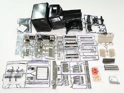 Nouveau Tamiya King Hauler 1/14 Body Kit Plastique Black Edition Tuk