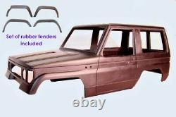 Nouveau Toyta Land Cruiser Lj70 Hardbody Pour Mst CMX Cfx Tamiya Cc-01 Rc4wd Tf2