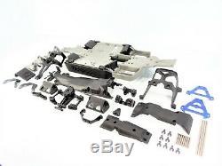 Nouveau Traxxas 1/10 E-revo VXL 2.0 Set Châssis Culbuteurs Skids Bellcrank Supports