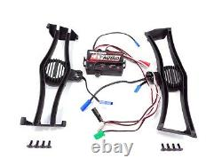 Nouveau Traxxas Slash On Board Audio Sound System With Module & Speakers 2wd 4wd Oba