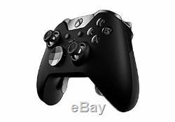 Officiel Microsoft Xbox One Elite Noir Wireless Controller (hm3-00001) -lire Vg