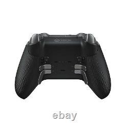 Officiel Microsoft Xbox One Elite Series 2 Contrôleur Sans Fil Officiel Noir