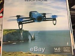 Parrot Drone Bebop Noir Et Bleu Usagés Aae