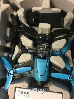 Parrot Drone Bebop Noir Et Bleu Utilises Et Excellente Condition