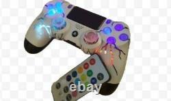 Playstation 4 Ps4 Wireless Arcadefi2e Indépendants Contrôlables Led Personnalisées Fou