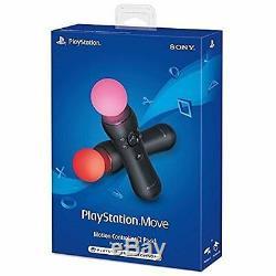 Playstation Move Contrôleurs De Mouvement Deux Pack Ps3 Ps4 Très Bon Playstation 4 6z
