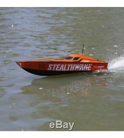 Pro Boat Proboat Stealthwake 23 Pouces V Profond Électrique Rtr Prêt À Fonctionner Rc Bateau