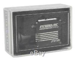 Protek Rc 370tbl Black Label Waterproof High Torque Servo Brushless Crawler