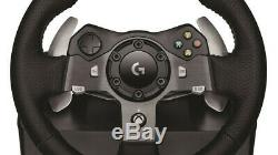 Racing Simulator Volant Support Logitech G920 Xbox Rs8 Cockpit Acier