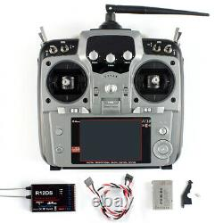 Radiolink Rc Drone II Émetteur Pour At10 System Control Remote Rc 2.4g 10ch